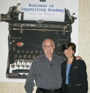 Dan Kennedy and Shannon McCaffrey