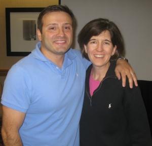 Yanik Silver & Shannon McCaffrey