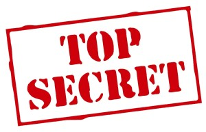 Top Secret Shannon McCaffery